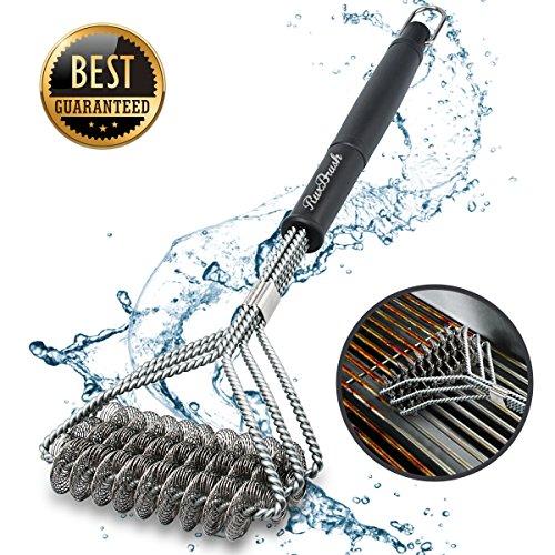 Grill Brush And Scraper Grill Brush Bristle Free Grill
