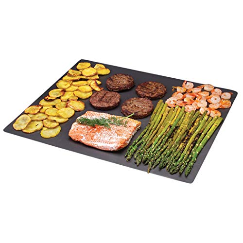 AmazonBasics Grilling Mats, Heavy Duty - 2-Pack - Pellet ...